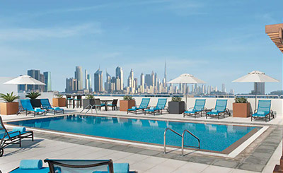 Hilton Garden Inn Dubai Al Mina