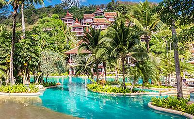 The Thavorn Beach Village Resort