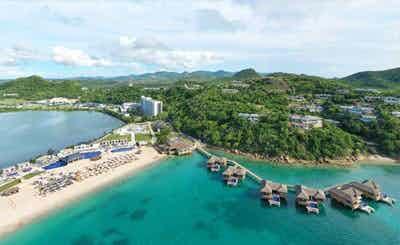 Starfish Jolly Beach Resort